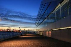 Dockland Immagine Stock