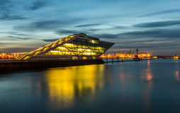 Dockland in Hamburg Stock Image