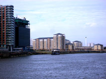 Docklands 205 Royalty Free Stock Photos