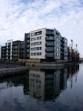 Docklands 306 Fotografia Royalty Free