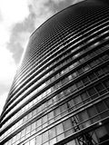 Docklands Building. One of the many buildings in Londons Docklands Royalty Free Stock Photography