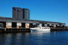 Docklands in Melbourne, Victoria, Australia Stock Photography