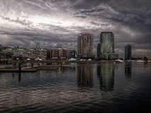 Docklands Royalty Free Stock Image