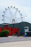 Docklandsstudio's Melbourne Royalty-vrije Stock Foto's