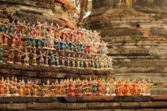 Dockor i Thailand Royaltyfria Foton