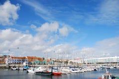 Docks Stock Image