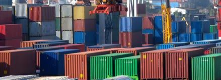 Docks lizenzfreie stockbilder