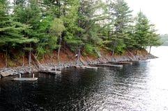 docks stockfoto