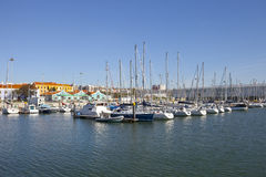 Docks Royalty Free Stock Images