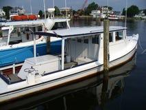 Docks d'île de Solomons Images stock