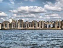Docks de Londres photo stock