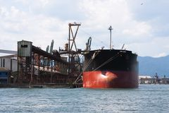 Docks Stock Photography