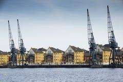 Docks Royalty Free Stock Photography