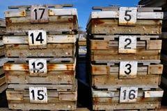 docks torkar Arkivbilder