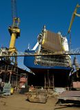 dockship Fotografering för Bildbyråer