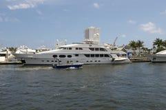 dockships royaltyfria bilder