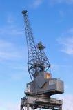Dockside crane Stock Images