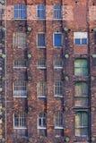 Dockside Dereliction. Derelict warehouse in Bristol docks, UK stock photography