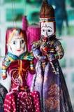 Dockteaterföreställning från kochin royaltyfri foto