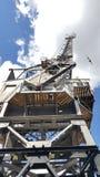 Dockyard Crane Stock Photo