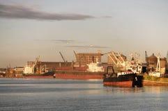 Dockyard spokój Fotografia Royalty Free