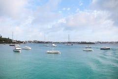 Dockyard w Bermuda Obrazy Stock