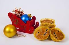 Docoration de Noël Photographie stock libre de droits
