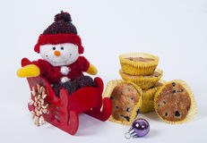 Docoration do Natal Imagens de Stock