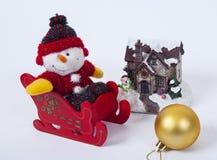 Docoration do Natal Foto de Stock Royalty Free