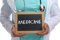 Doct för sjukdom för medicindiagnossjukdom dåligt sund vård- ung royaltyfri foto