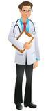 Docteur illustration stock