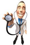 Docteur illustration libre de droits