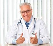Docteur aîné Image libre de droits