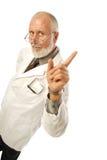 Docteur amical photo libre de droits