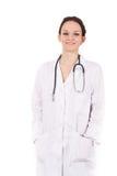 Docteur de femme photographie stock