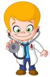 Docteur de gosse Image libre de droits