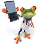 Docteur de grenouille Images libres de droits