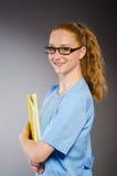 Docteur de jeune femme Photo libre de droits