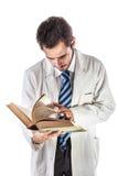 Docteur de lecture rapide Image stock