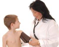 Docteur et patient 16 Images stock