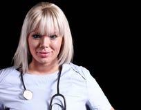 Docteur féminin Photos libres de droits