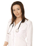 Docteur Health Evaluation Photo libre de droits