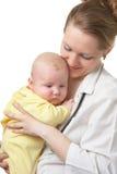 Docteur Julia et Nicolay 2 Image stock