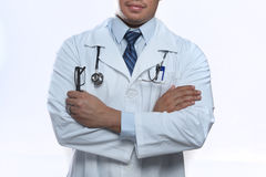 Docteur mâle Photo stock