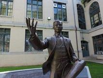 Docteur Mao Yisheng au Carnegie Mellon image stock