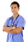 Docteur mâle Photos stock