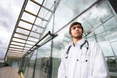 Docteur moderne Images stock