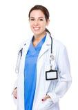 Docteur Portrait Photos stock