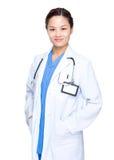 Docteur Portrait Photographie stock
