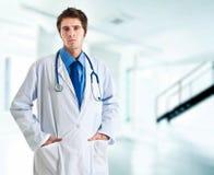 Docteur sérieux Image libre de droits